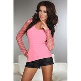 Hortense Shirt - Roze_