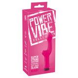 Power Vibe Collection - Nubby G-spot Vibrator_