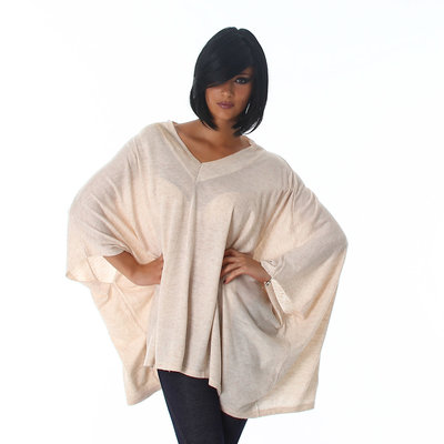 Jela London Cardigan C317 in Beige