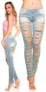Sexy Koucla Jeans ExTReME Usedlook
